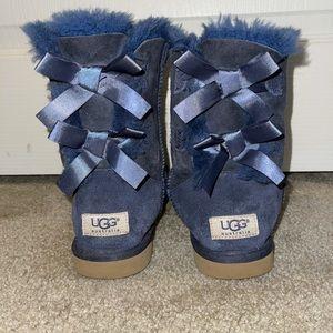 UGG Bailey Boe Boots Size 5